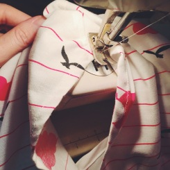 press seam and sew back