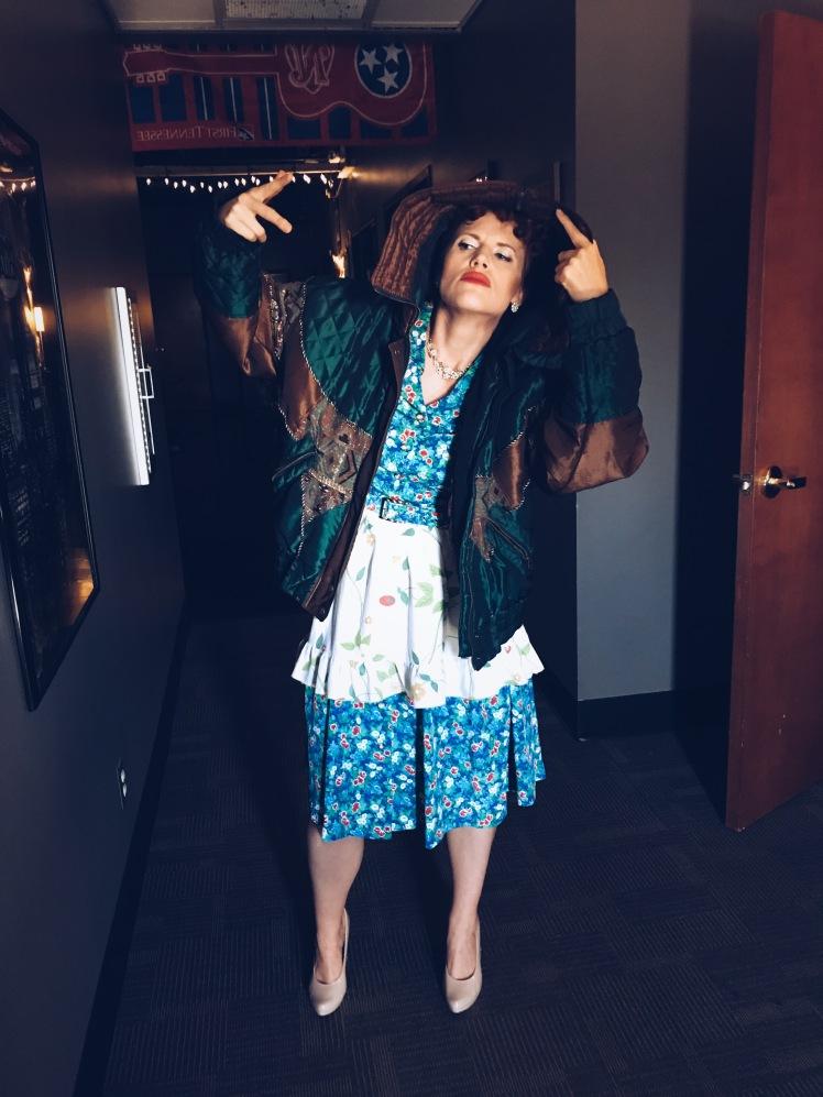 actress, thrift life