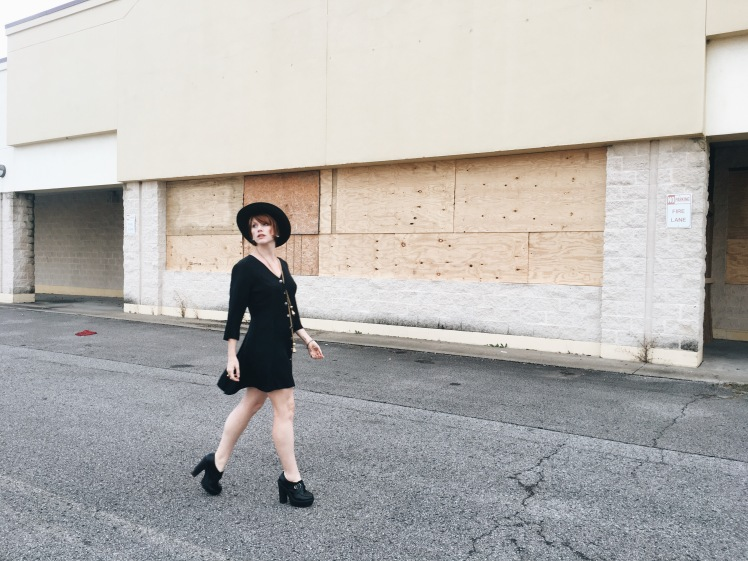 thrifted style, witch costume, hats