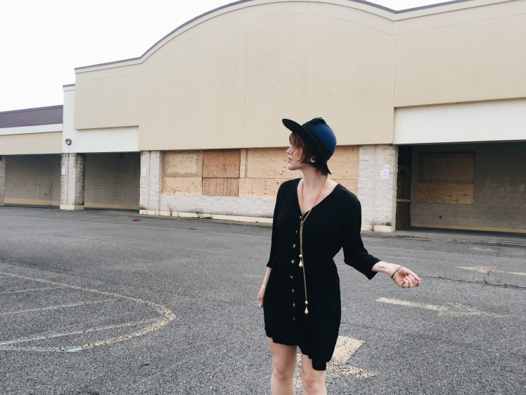 thrifted style, fashion, witch costume