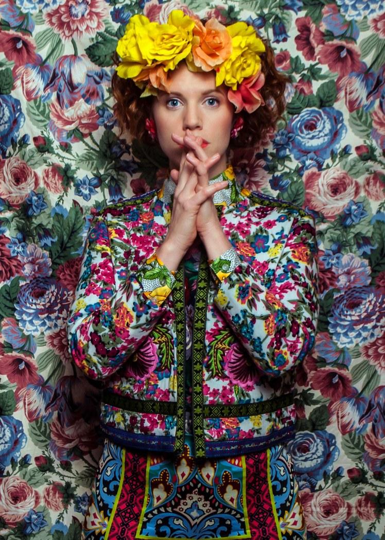 floral fashion
